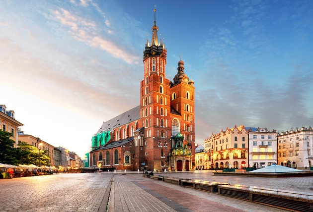 Krakow best place for software development outsourcing