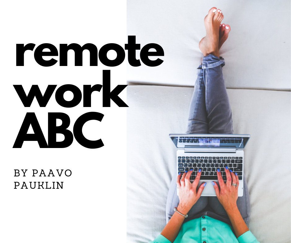 Guide to remote working cover photo